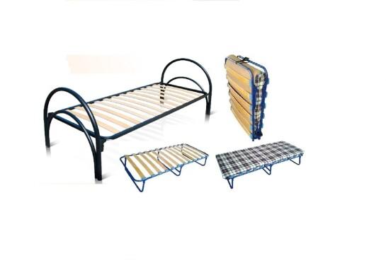 Металеві ліжка та інше