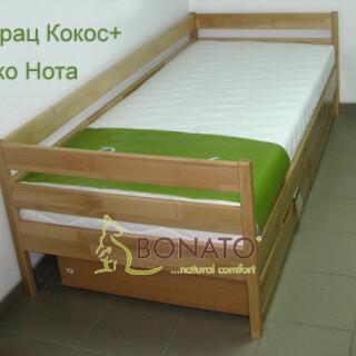 Кокос Плюс та ліжко Нота