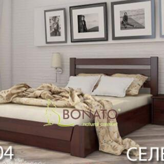 Букове ліжко Селена