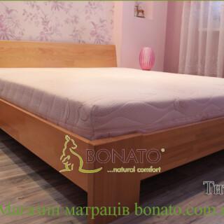 Букове ліжко Рената