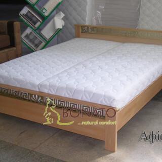 Букове ліжко Афіна