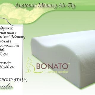 Ортопедична подушка Anatomic Memory Air-Fly