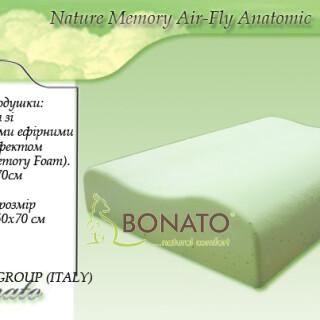 Ортопедична подушка Nature Memory Air-Fly Anatomic
