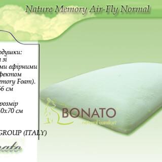 Ортопедична подушка Nature Memory Air-Fly Normal